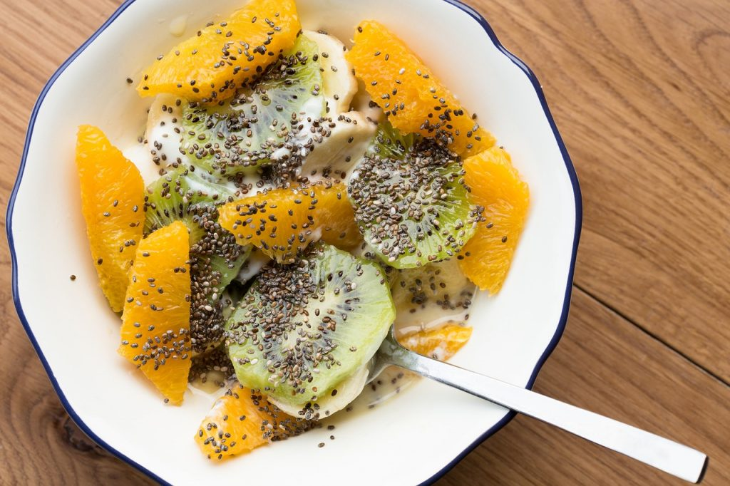 creative ways of adding chia seeds to your diet