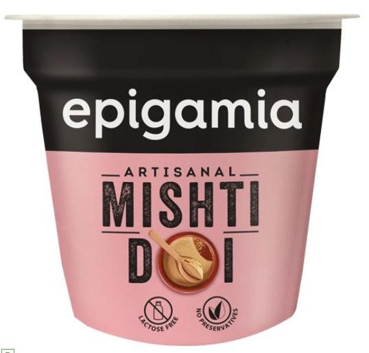 epigamia artisanal mishti doi