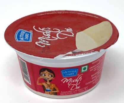 Mother Dairy Mishti Doi