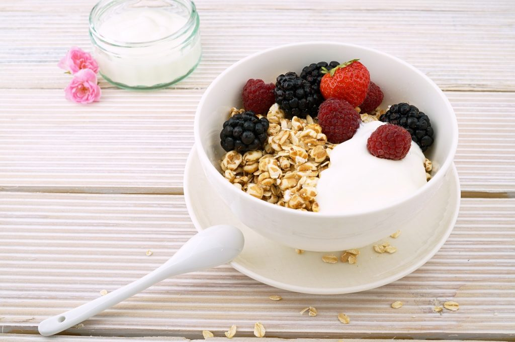 health benefits of muesli