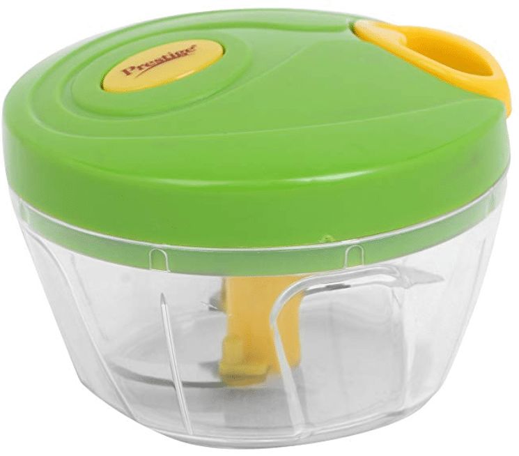 Best Vegetable Chopper (Manual) For Everyday Chopping And Cutting