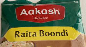 Aakash Boondi