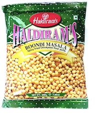 Haldiram's Boondi: Packaging, Price and Flavor Details