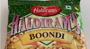 Haldirams Boondi