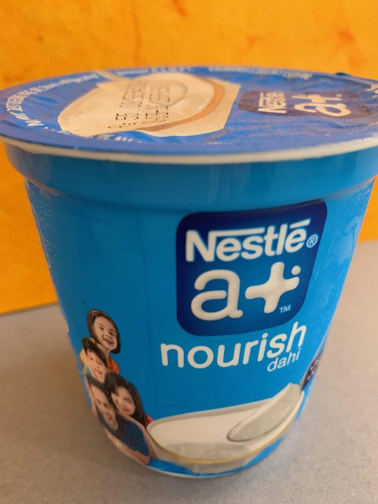 Nestle a+ Nourish Dahi: Packaging, Price And Flavor Details