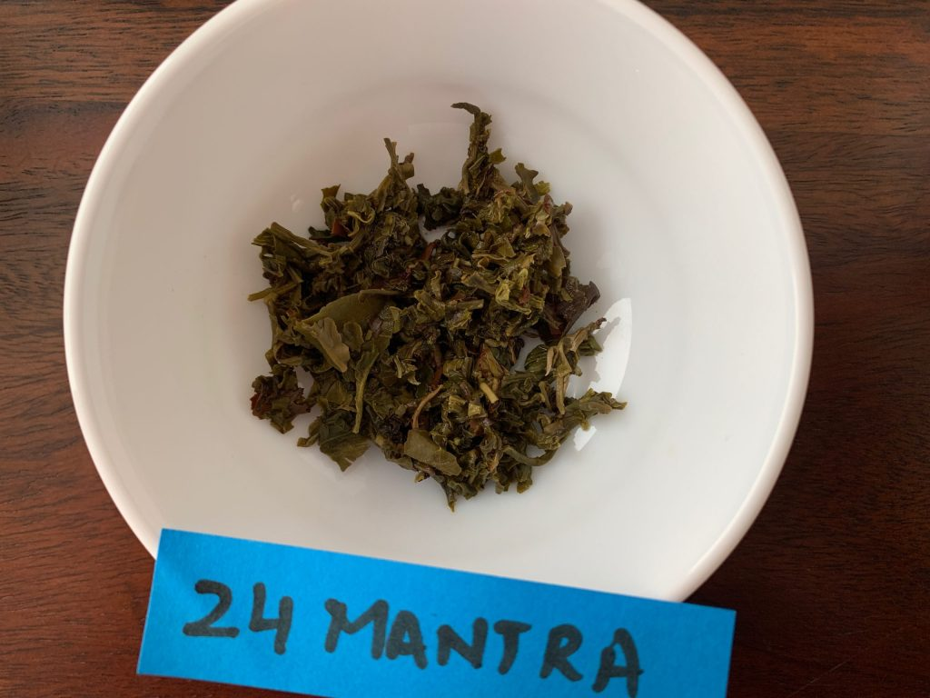 24 Mantra Organic Green Tea: Packaging, Flavor And Price Details