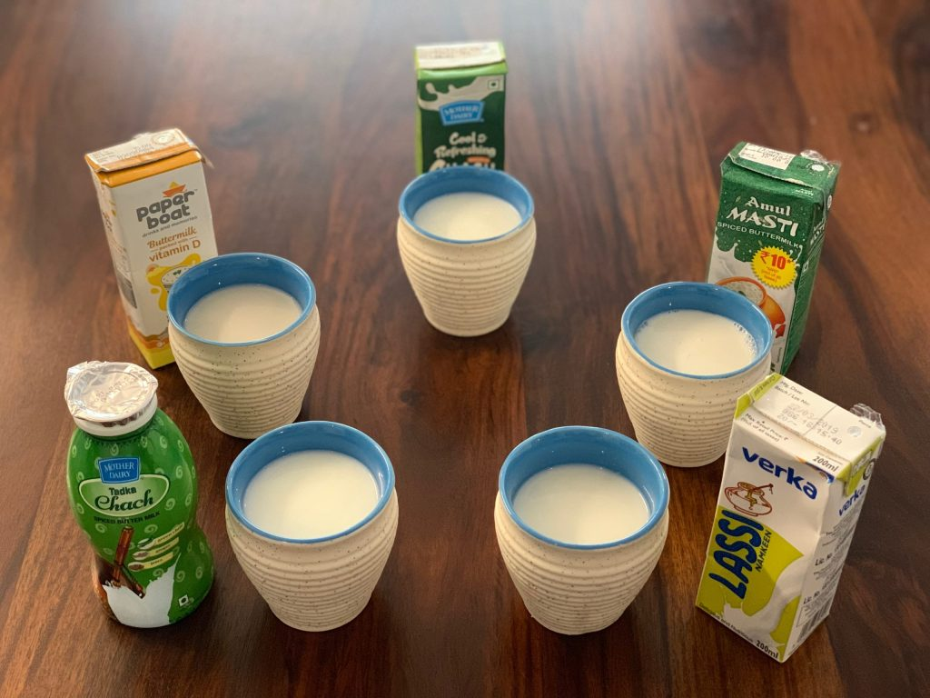 Best Chhaas/Buttermilk Brand To Buy – Mishry Reviews