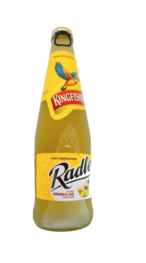 Kingfisher Radler Review: #FirstImpression of Kingfisher's Non Alcoholic Beverage