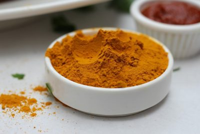 Side-effects of turmeric