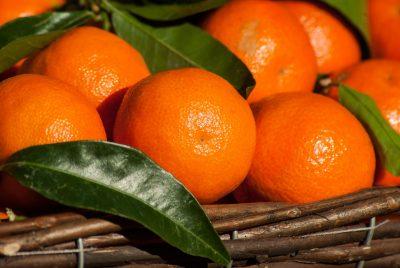 Health benefits of mandarin oranges