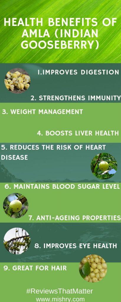 Top 9 Health Benefits Of Amla (Indian Gooseberry)| Recipe For Amla Juice
