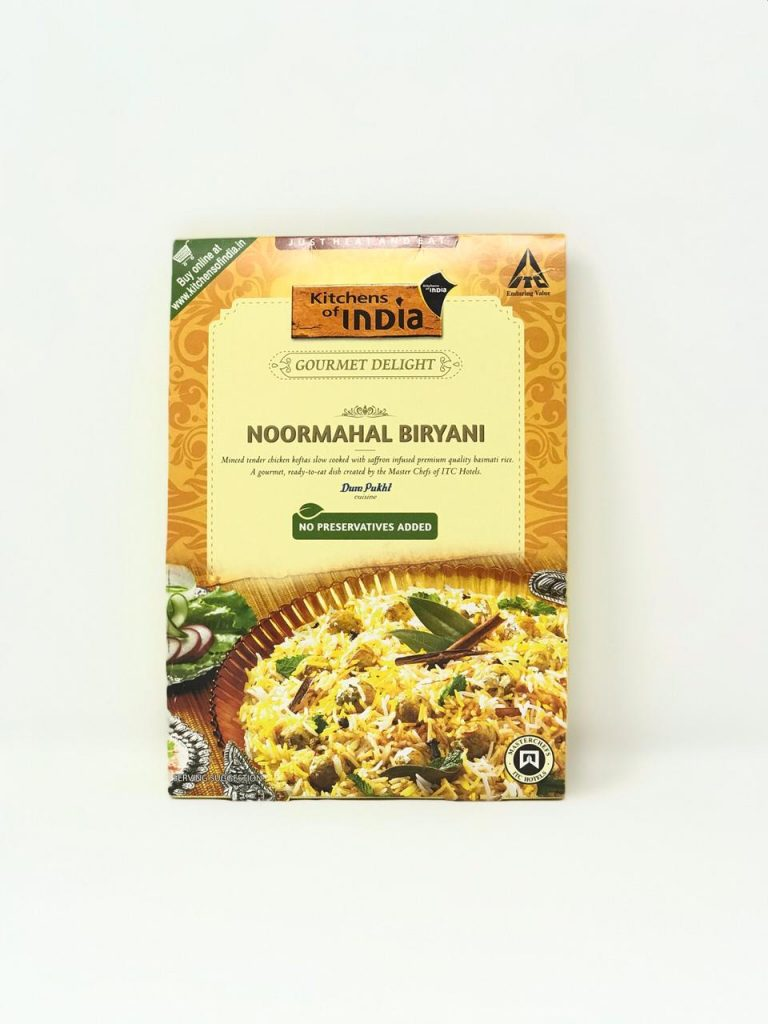 Kitchens' Of India's Noormahal Biryani: #FirstImpressions