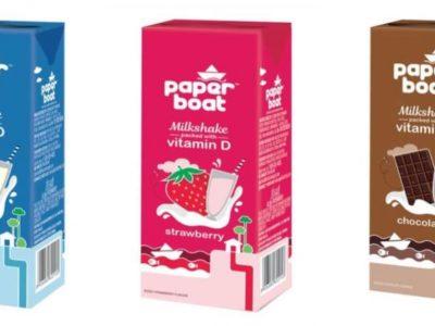 FirstImpressions: Paperboat milkshakes