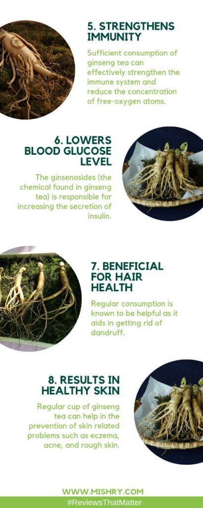 Benefits Of Ginseng Tea   Side-Effects, How To Make And Calories