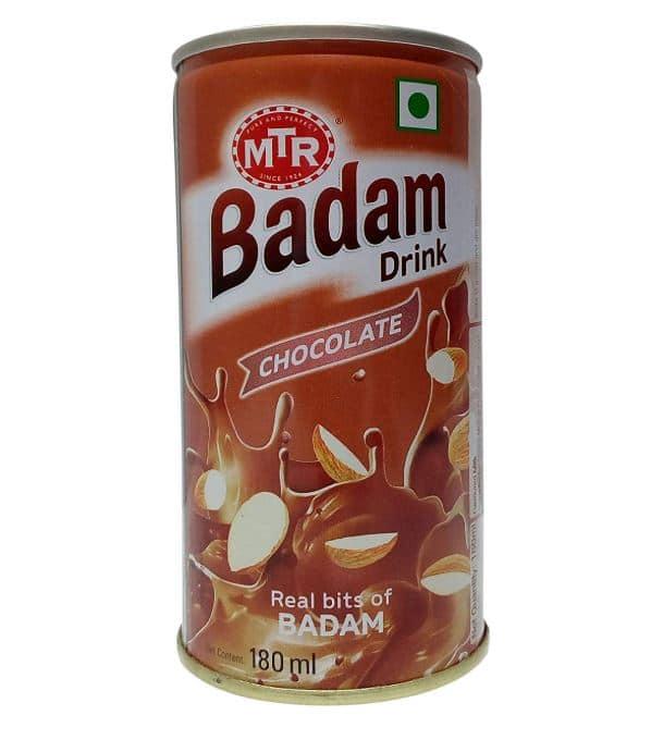 MTR Badam Drink: #FirstImpression