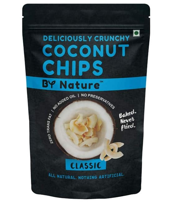 By Nature's Deliciously Crunchy Coconut Chips: #FirstImpressions