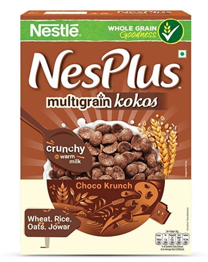 Nesplus Multigrain Breakfast Cereals: #FirstImpressions