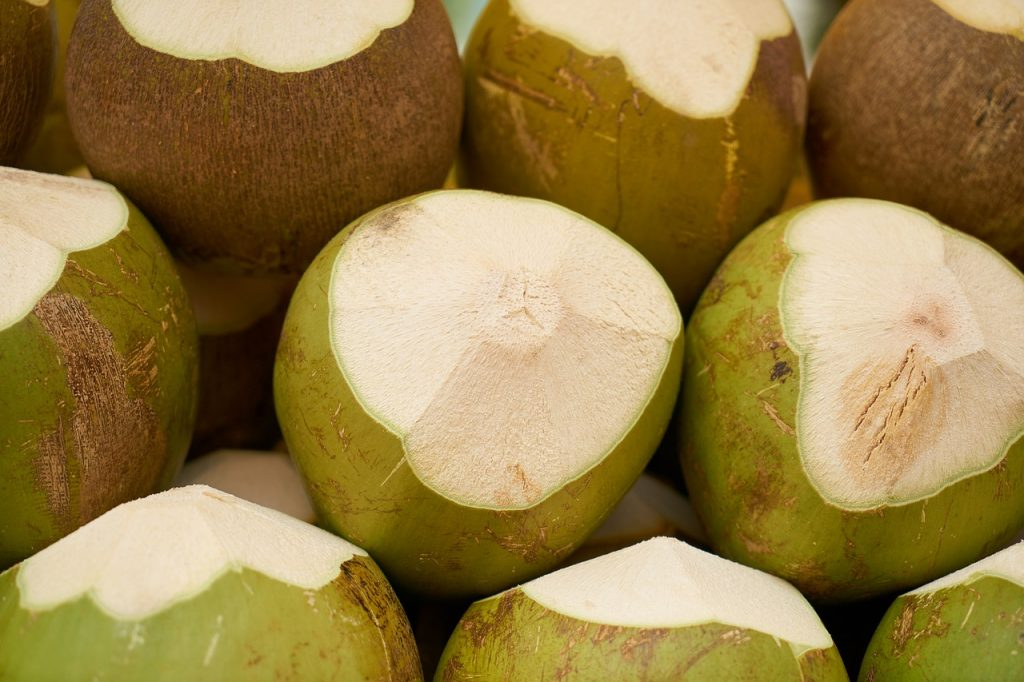 coconut water in a diabetic diet