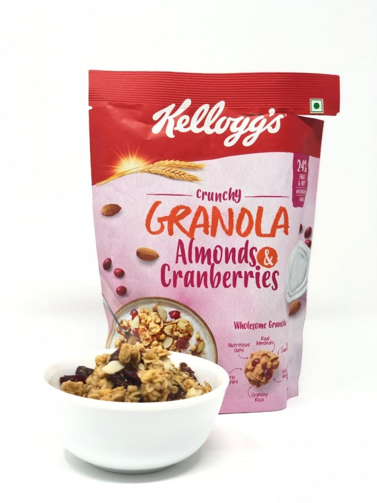 first impressions of the new kellogg's breakfast cereal