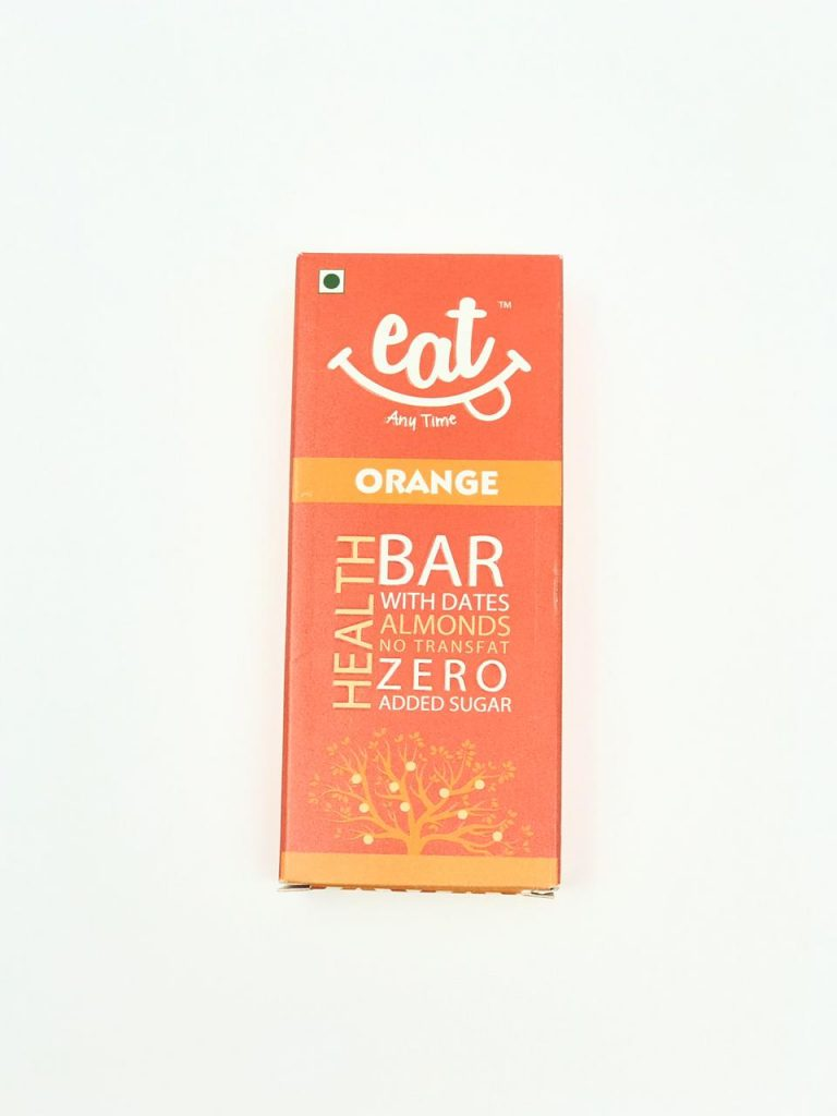 first impressions of eat anytime health bars