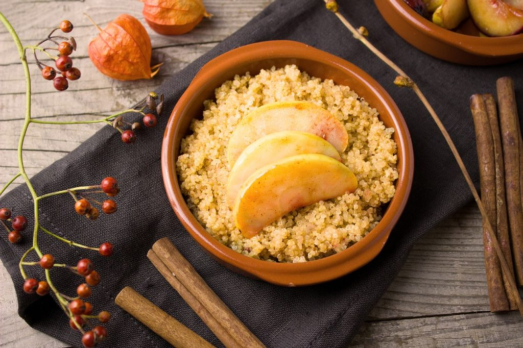 quinoa based recipes