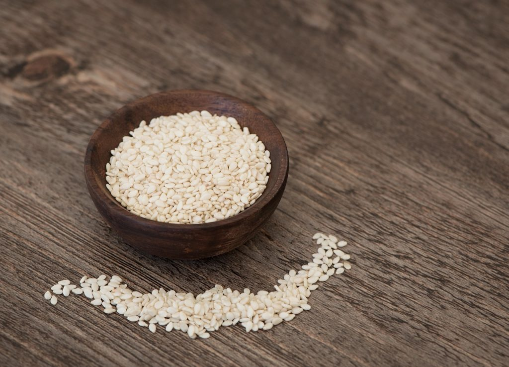 health benefits of sesame seeds