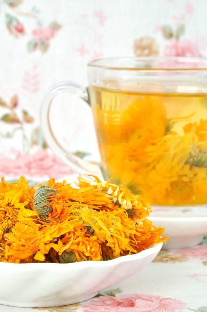 Benefits Of Chrysanthemum Tea