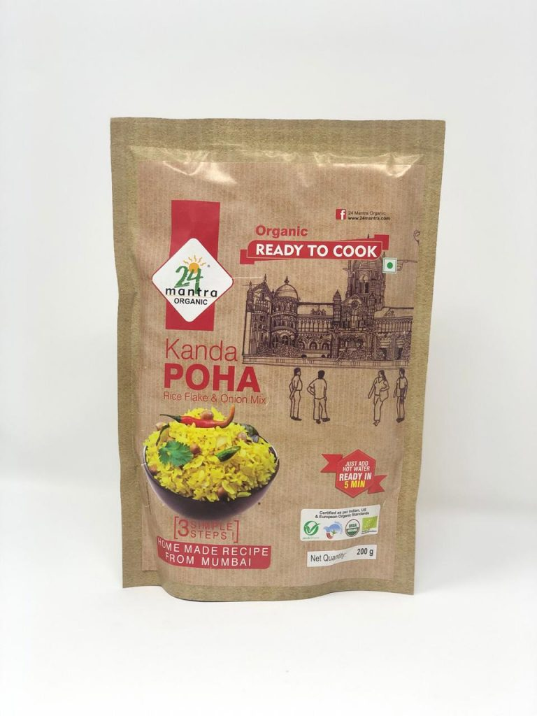 24 Mantra Organic Ready To Eat Poha: #FirstImpressions