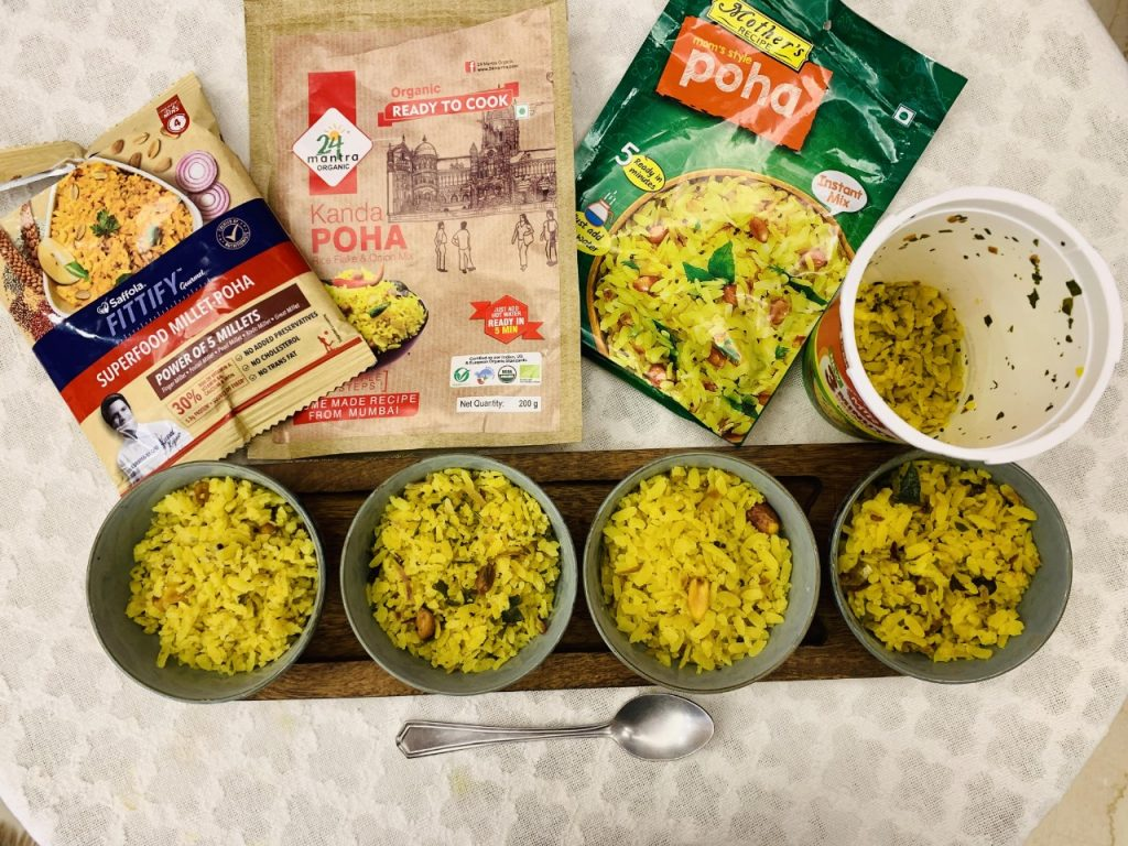 Tastiest And Healthiest Ready-To-Eat Poha – Mishry Reviews