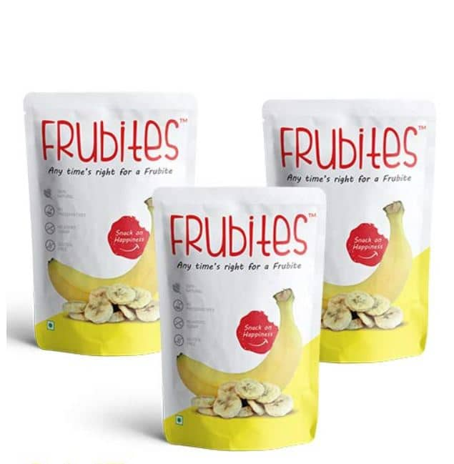 Frubites Dehydrated Chips: #FirstImpression