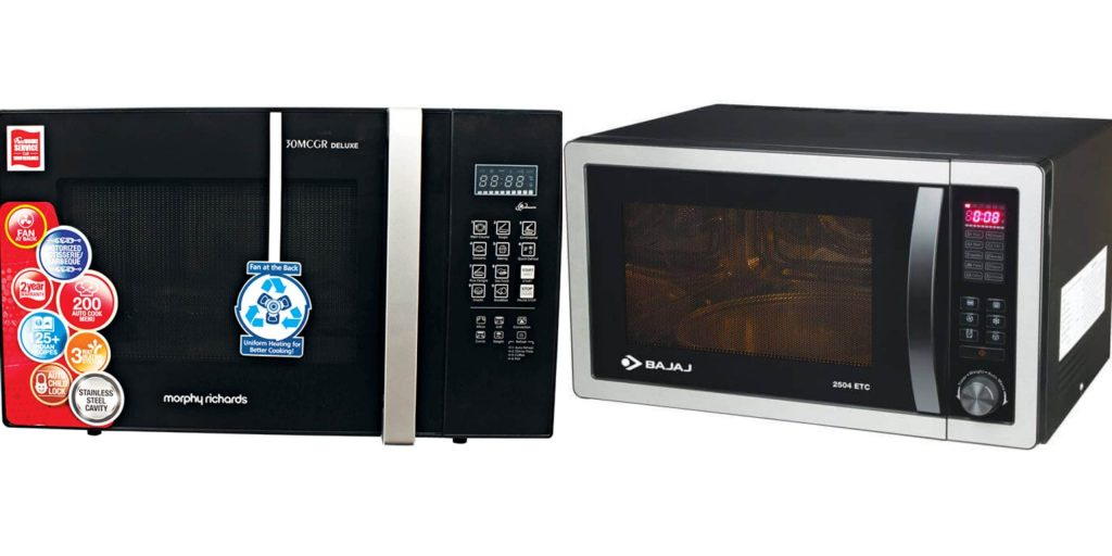 Top Microwave Oven Types That You Can Purchase