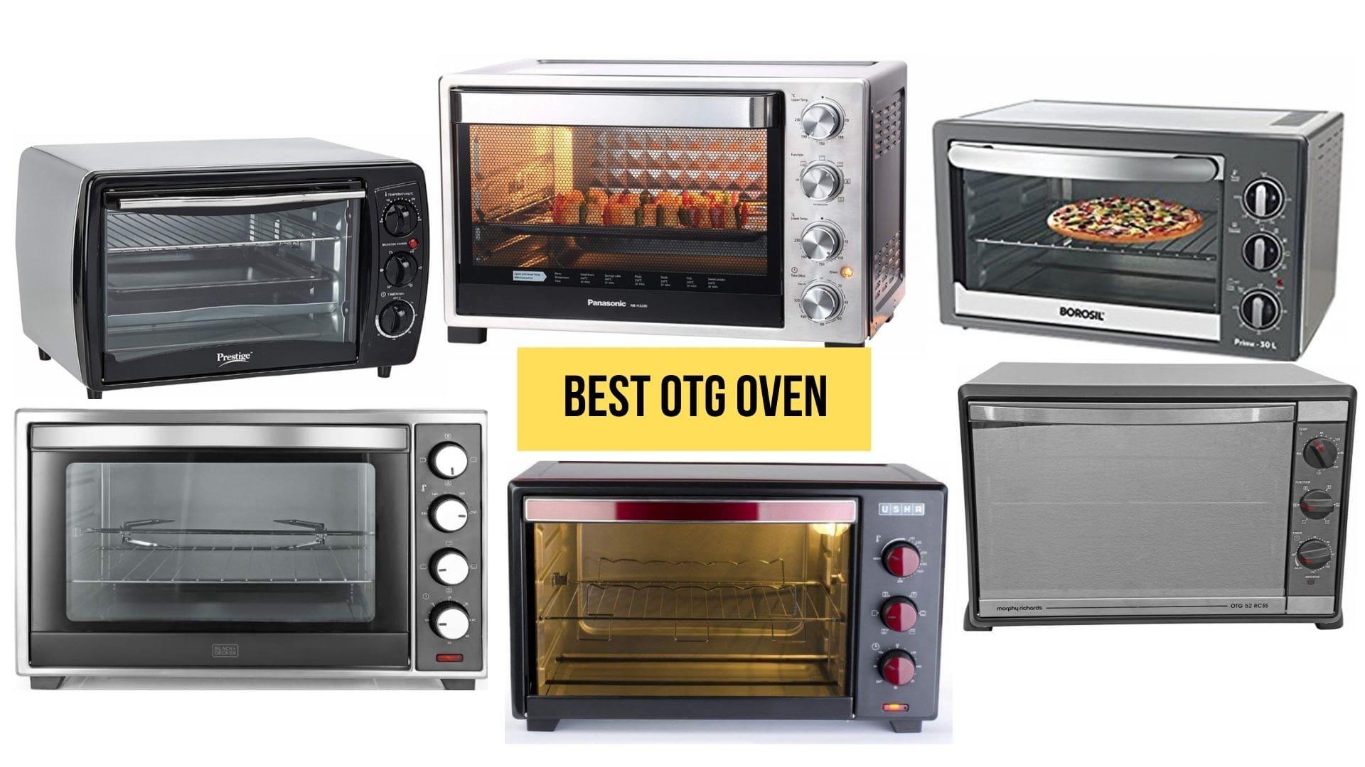 Best OTG Oven: Guide To Buy The Best OTG OVen