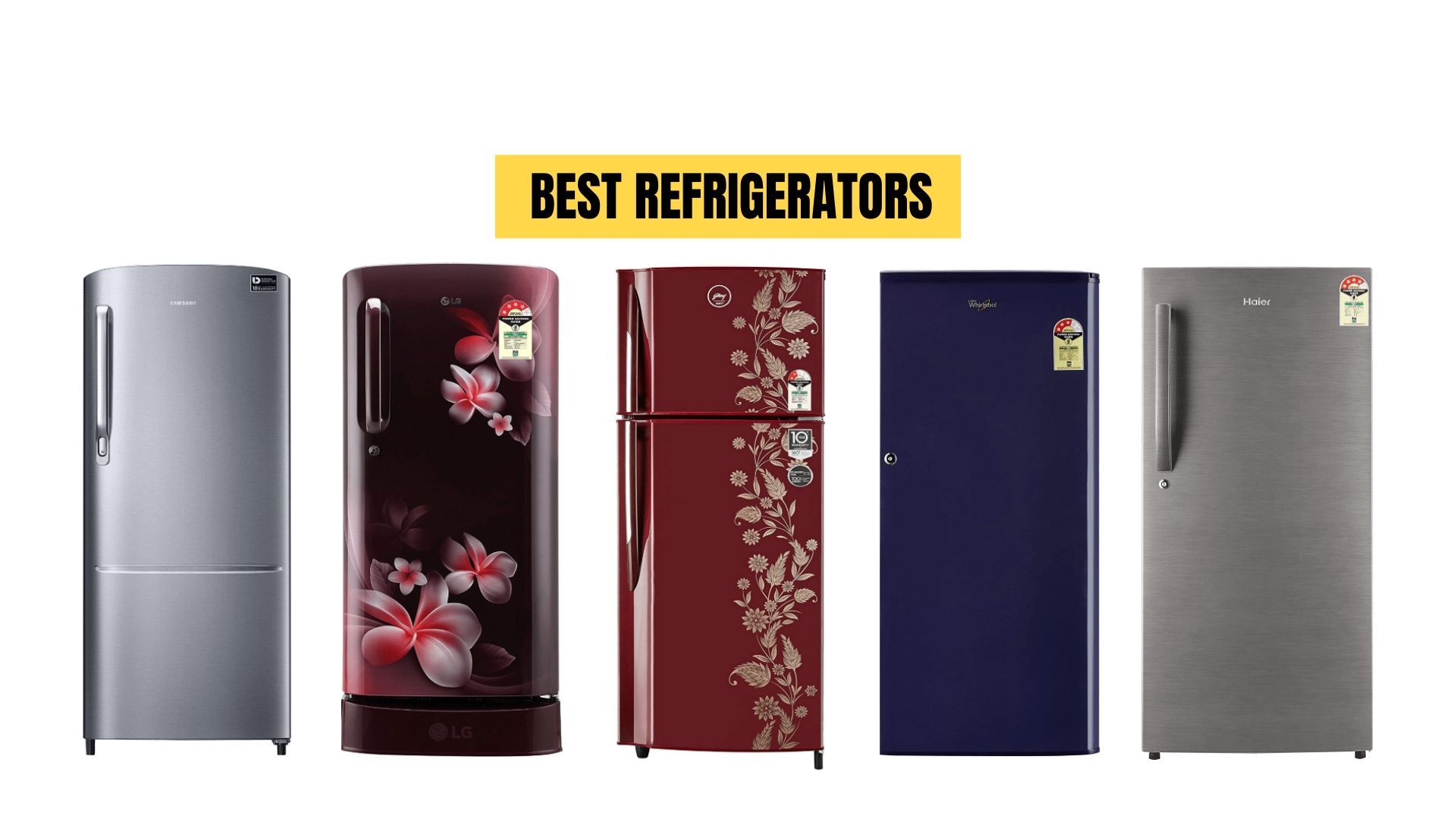Best Refrigerator Under ₹20 000 Guide To Buy The Best