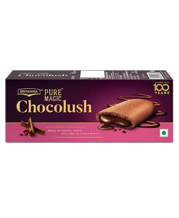 Britannia's Pure Magic Chocolush: #FirstImpressions