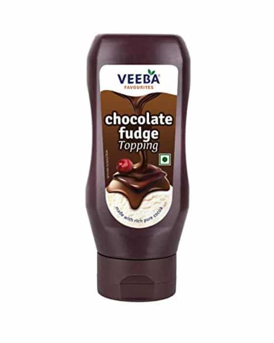 Veeba's Chocolate Fudge Topping: #FirstImpressions