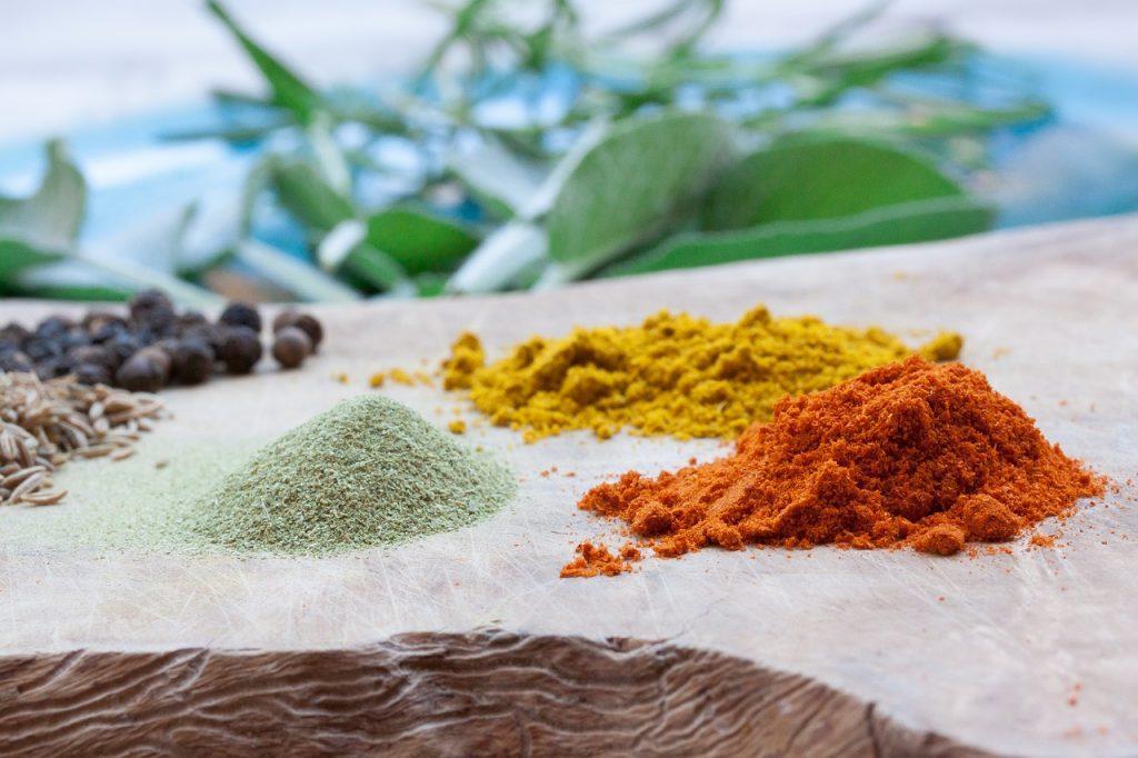 wonderful alternatives for curry powder
