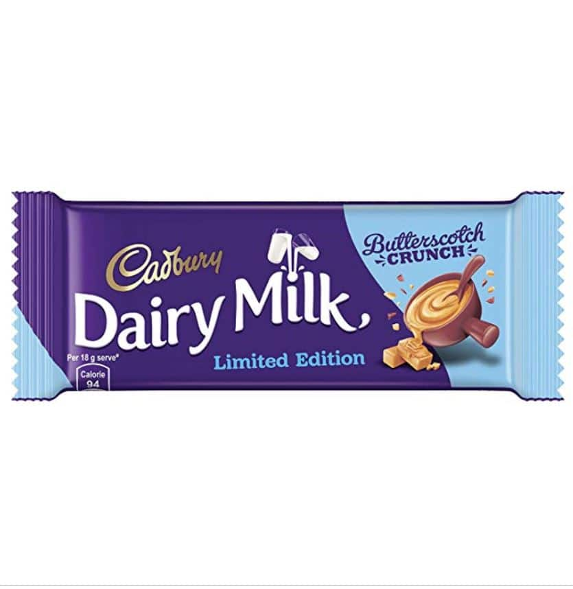 Cadbury Dairy Milk Seasonal Flavors Limited Edition: #FirstImpressions