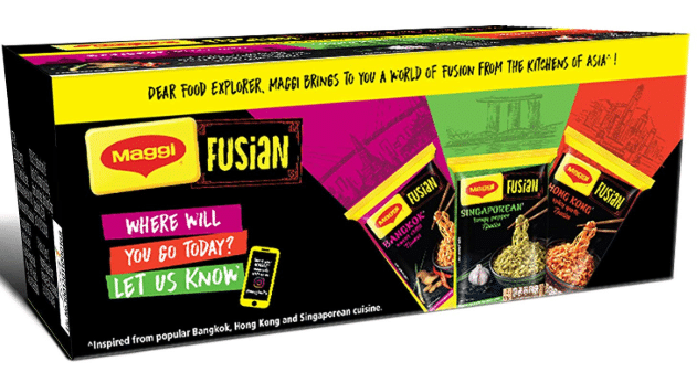 Nestle Maggi Fusian Noodles: Amazon Prime Day Launch