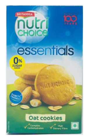 Nutricoice Fibre Oats Biscuits