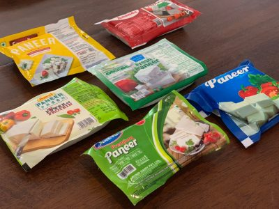 review of some popular paneer brands