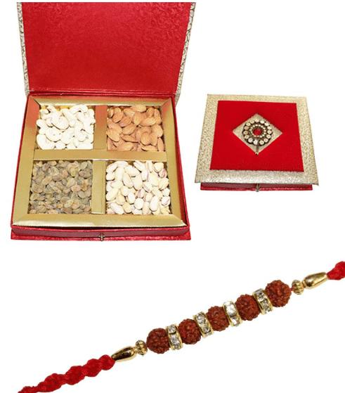 Rakshabandhan 2019: Unique Gifts & Rakhi Ideas Starting At Rs. 500.