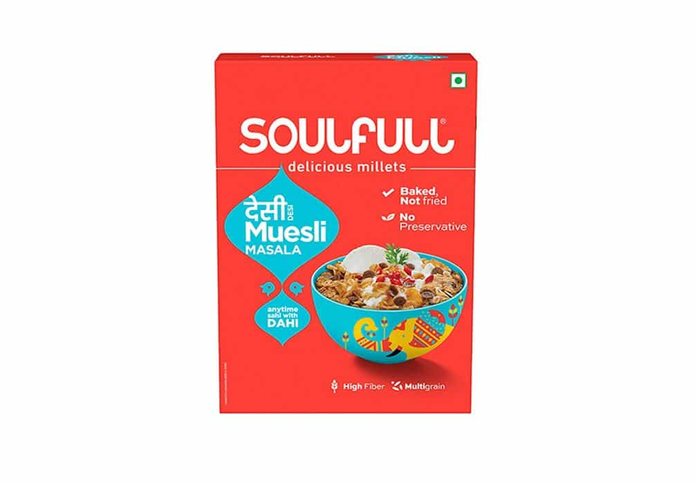 first impression of soulfull masala muesli
