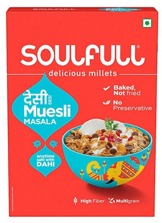 Soulfull's Baked Desi Muesli: #FirstImpressions