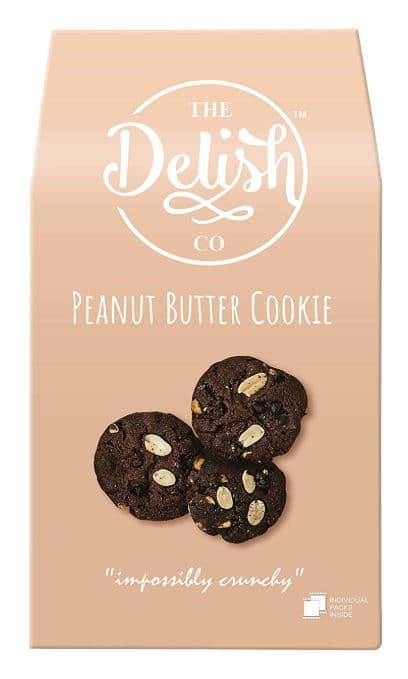 Delish Co's Peanut Butter Cookies: #FirstImpressions