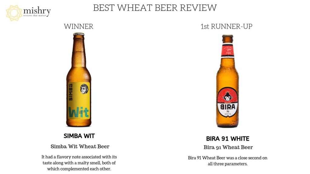 Mishry Open Review: Best Beers in India (Lager & Wheat)
