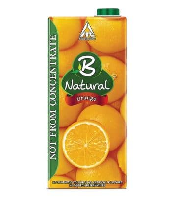 The Healthier Orange Juice Tetra Pack – Mishry Reviews