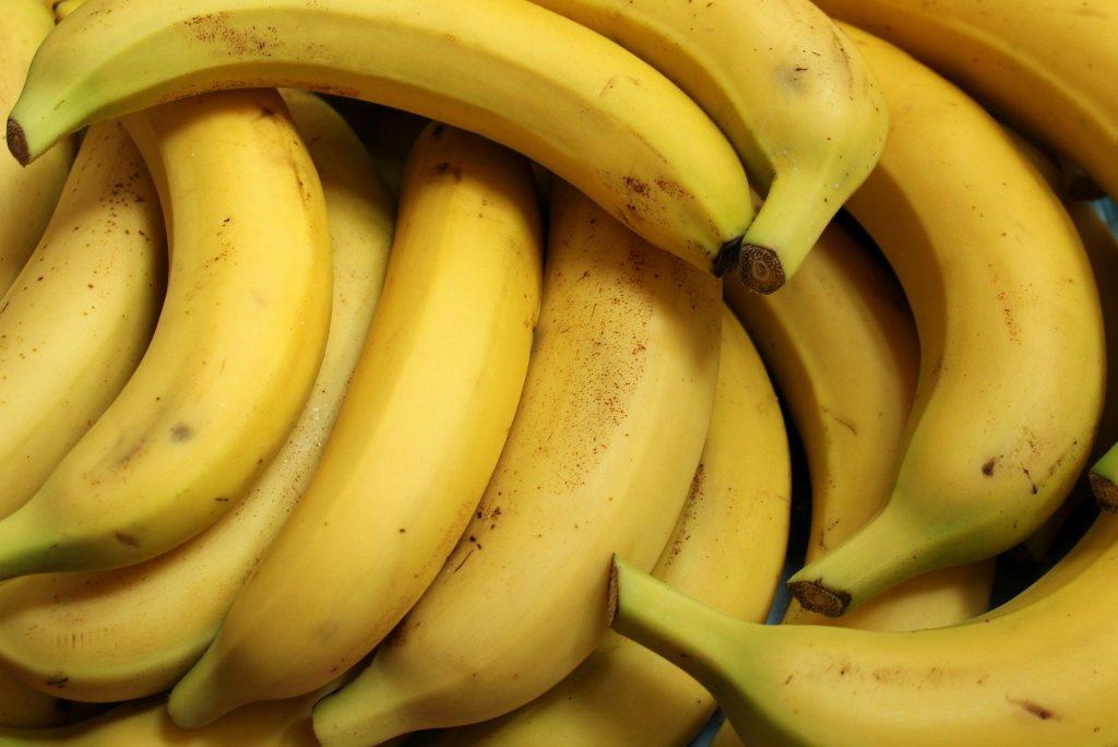 banana for military diet