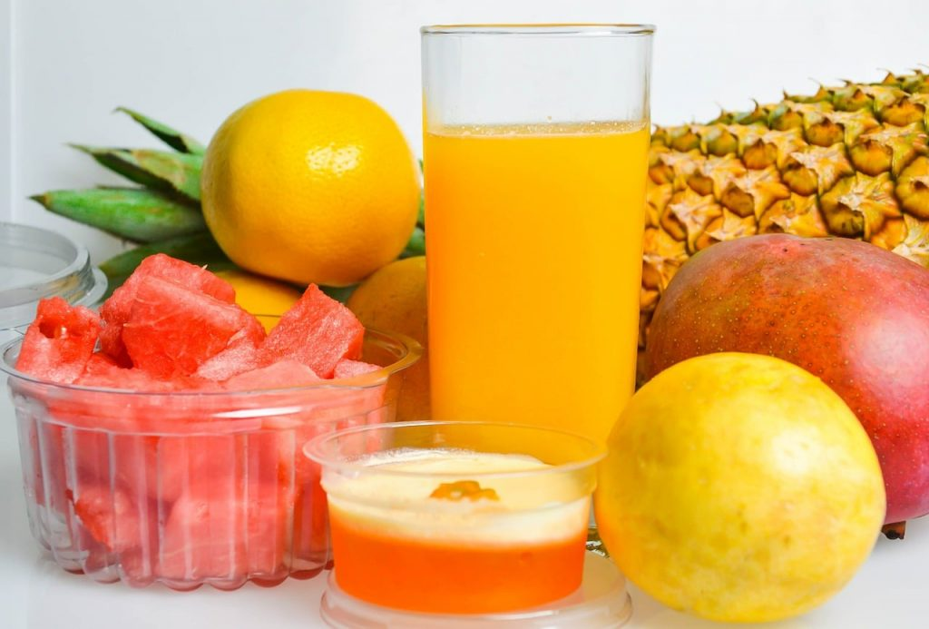 Fruit Juice Versus Fruit: Which Is The Healthier Option?