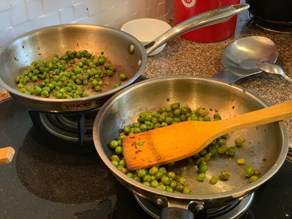 best frozen green pea review