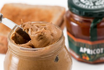 peanut butter aids in weight loss